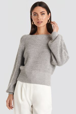 NA-KD Twisted Pullover
