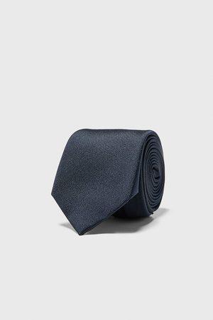 Zara Kvinna Slipsar - Bred slips i ottoman