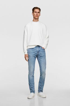 Zara Kvinna Slim - Slim-jeans premium