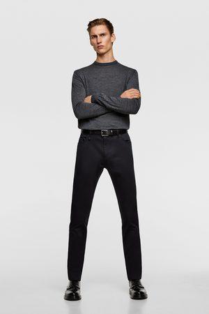 Zara Skinny-byxa i färg