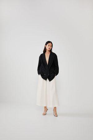 Zara Rustik culottebyxa