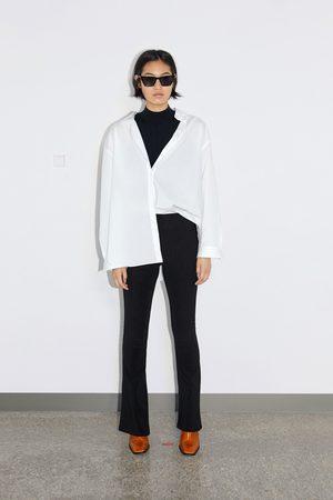 Zara Utsvängda leggings