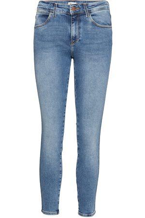 Wrangler Kvinna Skinny - Skinny Skinny Jeans