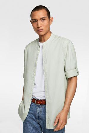 Zara Skjorta med hälla