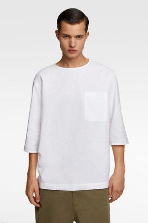 Zara Rustik skjorta