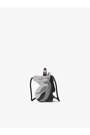 Zara Kvinna Väskor - Liten väska formad som en enhörning