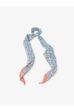 Zara Mönstrad scarf med stretch