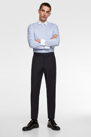 Zara Kombinerad strukturskjorta