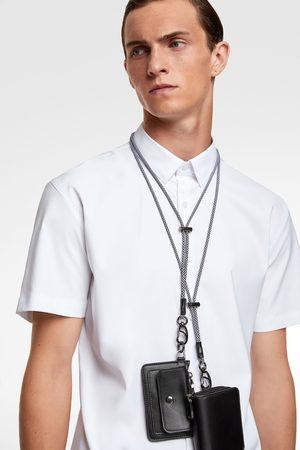 Zara Kortärmad skjorta traveler