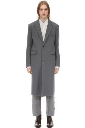 Rochas Single Breast Wool Coat