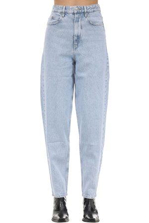 Isabel Marant Kvinna Baggy & Boyfriend - Corsy J Boyfriend Cotton Denim Jeans
