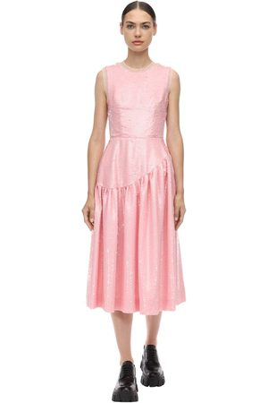 Simone Rocha Sequined Midi Dress