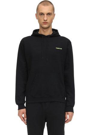 TRES RASCHE Man Hoodies - Rasche Cotton Blend Sweatshirt Hoodie