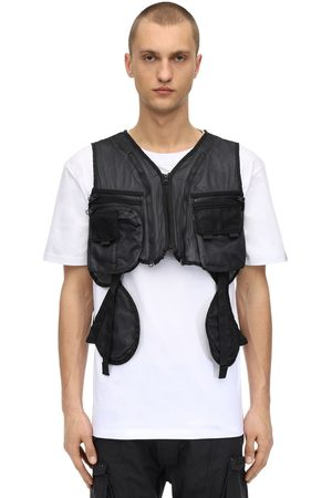 GUERRILLA GROUP Man Jackor - Mesh & Nylon Vest