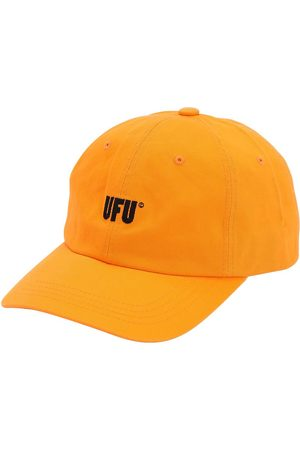 UFU - USED FUTURE Ufu Ad Cotton Canvas Baseball Hat