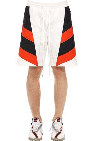 GMC - GOD'S MASTERFUL CHILDREN Man Shorts - Superstar Techno Warm Up Shorts