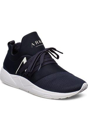 Arkk Copenhagen Raven Mesh S-E15 Midnight - Women Låga Sneakers Svart