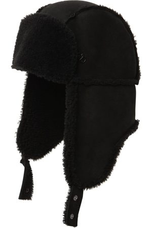 Le Mont St Michel Kvinna Hattar - Bibiana Shearling Hat