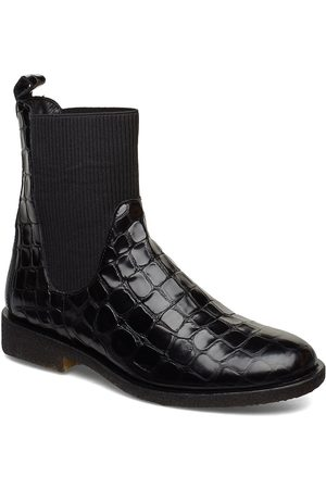 ANGULUS 7317 Shoes Boots Chelsea Boots Ankle Boots Flat Heel