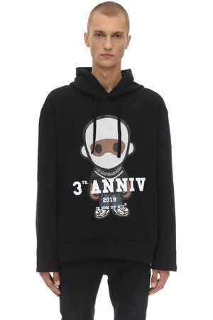 Ih Nom Uh Nit Man Hoodies - Big 3-future Jersey Sweatshirt Hoodie