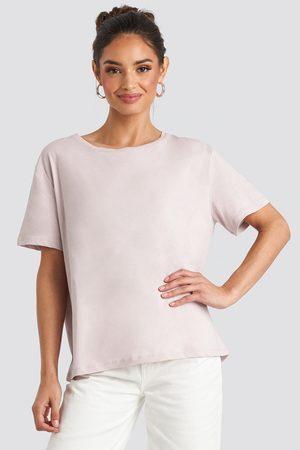 NA-KD Kvinna T-shirts - Basic Oversized Tee