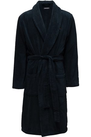 Tommy Hilfiger Man Badrockar - Icon Bathrobe Accessories Night & Loungewear Robes