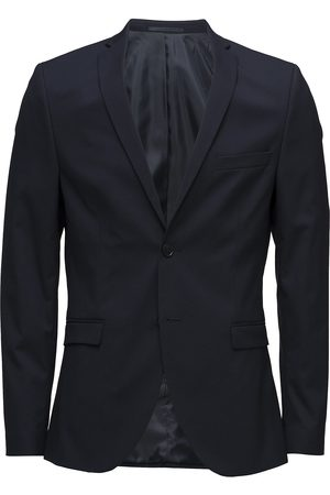 Selected Man Kavajer - Slhslim-Mylologan Navy Blazer B Noos Blazer Kavaj