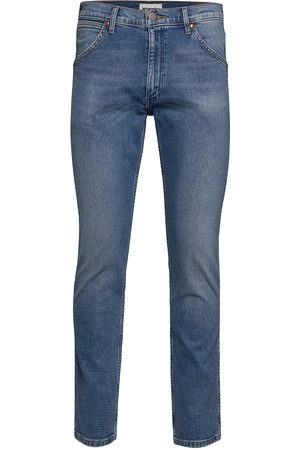 Wrangler Man Slim - 11mwz Slimmade Jeans Blå