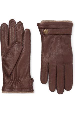 Dents Man Handskar - Gloucester Cashmere-Lined Leather Gloves