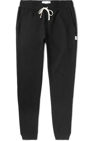 Reigning Champ Man Joggingbyxor - Slim-Fit Loopback Cotton-Jersey Sweatpants