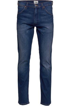 Wrangler 11mwz Slimmade Jeans Blå