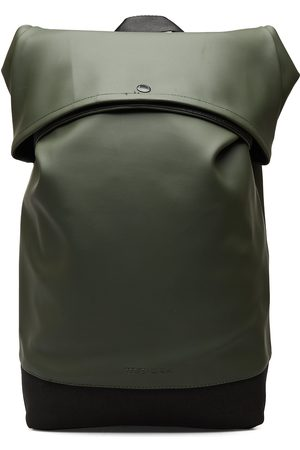 Tretorn Malmo Rolltop Ryggsäck Väska Grön