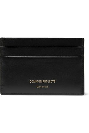 COMMON PROJECTS Man Plånböcker - Textured-Leather Cardholder