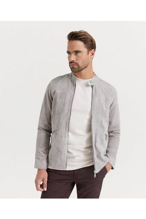 William Strouch Suede Jacket