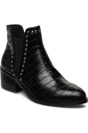 Steve Madden Cade Bootie Shoes Boots Ankle Boots Ankle Boots With Heel