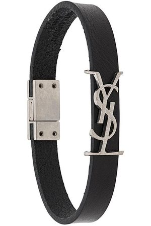 Saint Laurent Man Armband - Armband med monogram