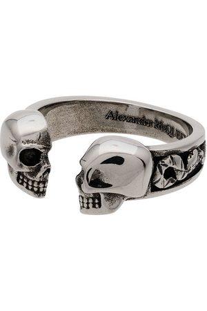 Alexander McQueen Ring med dödskalle