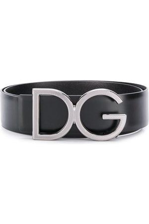 Dolce & Gabbana Skärp med DG-logotyp