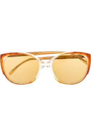 Yves Saint Laurent Cat eye-solglasögon från 1980-talet