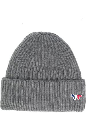 Maison Kitsuné Stickad hatt