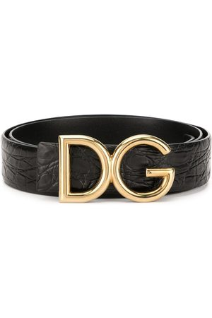 Dolce & Gabbana Man Bälten - Skärp med logotyp