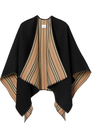 Burberry Cape med ikonisk rand