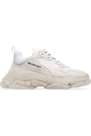 Balenciaga Triple S sneakers med transparent sula
