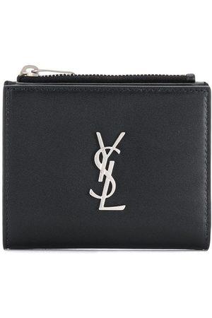 Saint Laurent Man Plånböcker - Plånbok med monogram
