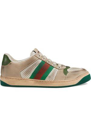 Gucci Screener lädersneakers