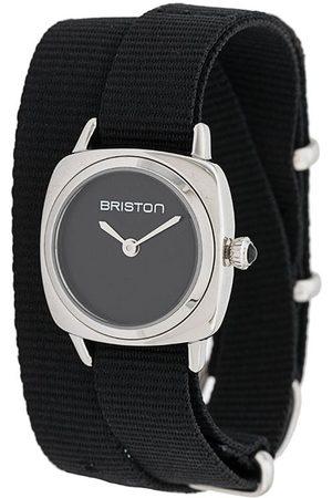 Briston Clubmaster klocka i omlottmodell