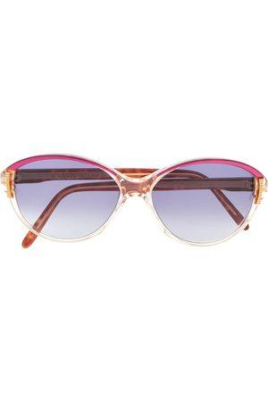 Yves Saint Laurent 1970s round sunglasses