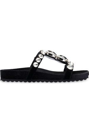 Miu Miu Utsmyckade sandaler