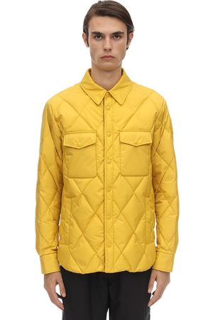 Moncler Genius Chamoix Techno Down Jacket