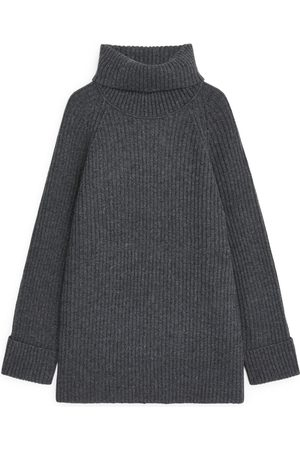 ARKET Kvinna Casual skjortor - Oversized Ribbed Tunic